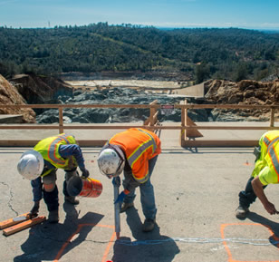 Oroville Dam - March 2017